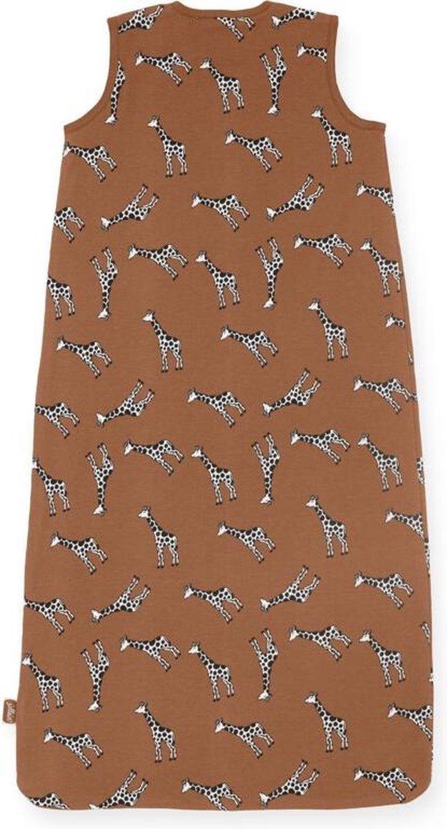 Jollein Baby Slaapzak Giraffe 90cm - Zomer - Caramel
