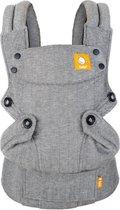 Tula Baby Draagzak Explore Linen Ash - ergonomische baby draagzak vanaf geboorte