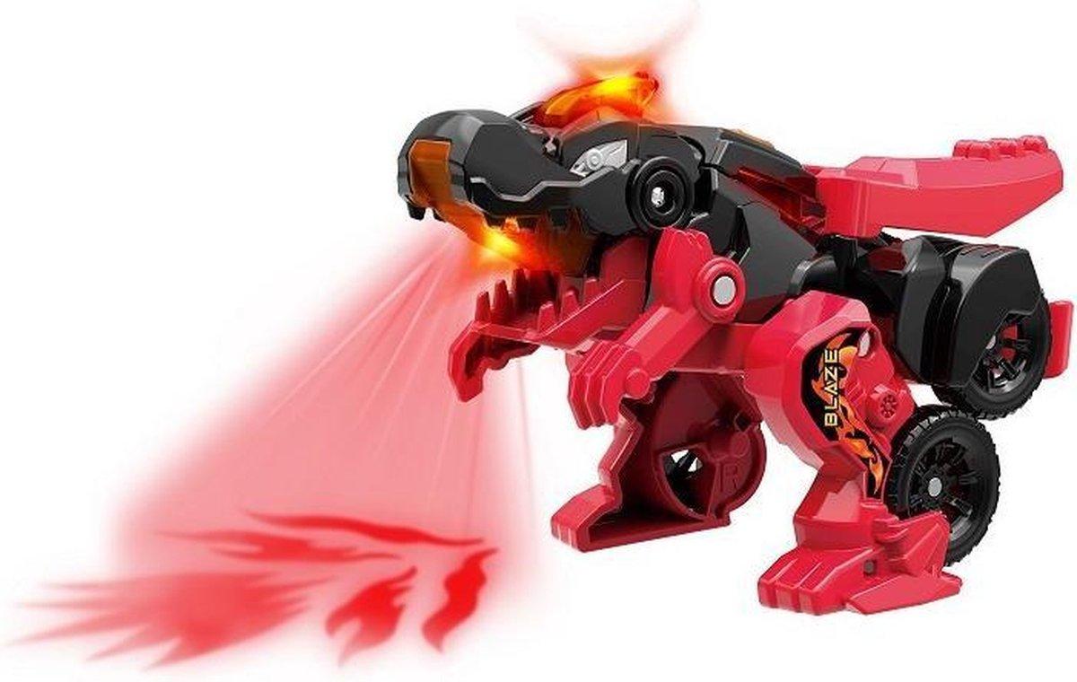 Vtech Switch & Go Dinos Fire - Blaze T-Rex - Educatief Babyspeelgoed