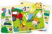 Clementoni Spelend Leren Mijn Eerste Spel met Licht en Geluid - Speelgoed - Spelend Leren