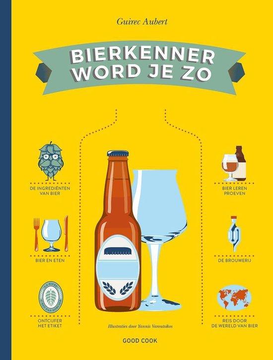 Boek cover Bierkenner word je zo van Guire Aubert (Hardcover)