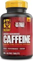 Mutant Core Series cafeïne