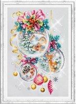 Chudo Igla A Christmas Fairy Tale borduren (pakket)