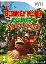 Donkey Kong: Country Returns - Wii