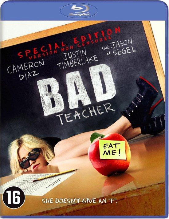 Cover van de film 'Bad Teacher'
