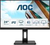 AOC 24P2C - Full HD - USB-C 65w - IPS Monitor - 24 inch