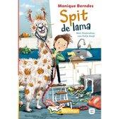 Lekker lezen met Kluitman  -   Spit de lama