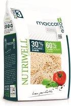 Ciao Carb   Nutriwell   Rijst   1 x 500 gram    Eiwitrijke voeding   Koolhydraatarme Pasta Rijst   Snel afvallen zonder poespas!