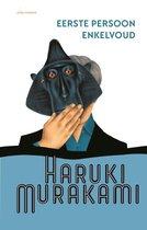 Boek cover Eerste persoon enkelvoud van Haruki Murakami