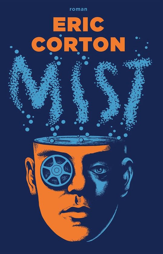 Boek cover Mist van Eric Corton (Paperback)