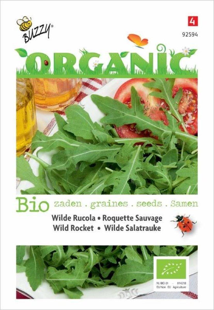 Buzzy  Organic Rucola Wilde Meerjarige (BIO)