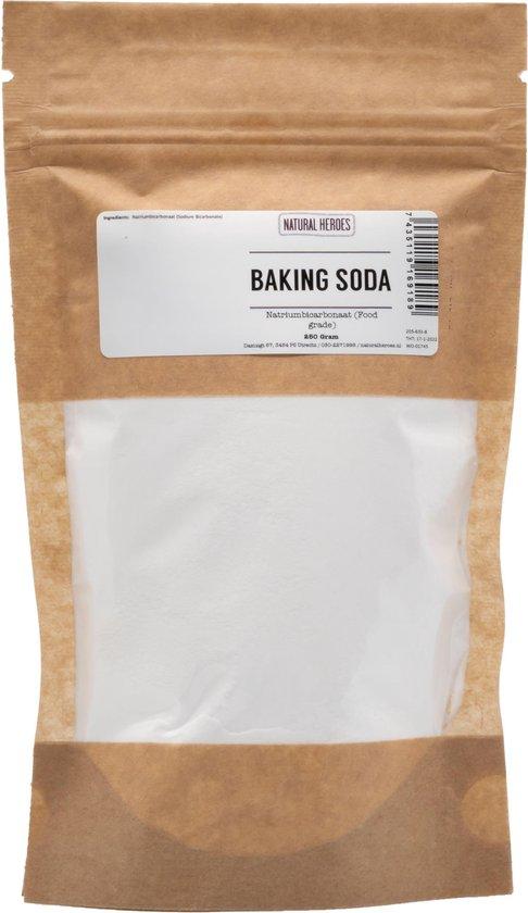 Baking Soda (Natriumbicarbonaat / Zuiveringszout) 1000 gram