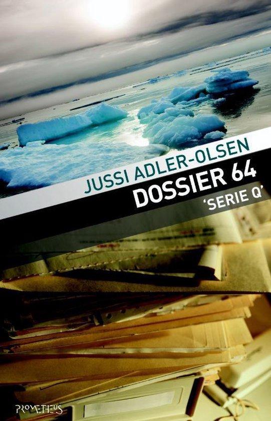 Dossier 64 - Jussi Adler-Olsen |