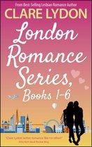 London Romance Series, Books 1-6