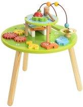 COLORICHY - Activiteitentafel voor kinderen van hout