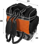 hummel Pro Backpack Excellence Sporttas - Zwart - Maat One Size
