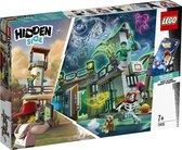 LEGO Hidden Side Newbury Verlaten Gevangenis - 70435