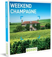 Bongo Bon Nederland - Weekend Champagne Cadeaubon - Cadeaukaart cadeau voor koppels | 33 hotels in de champagnestreek