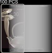 Let op type!! 100 stuks 0 26 mm 9H 2.5D getemperd glas Film voor Meizu PRO 7 Plus