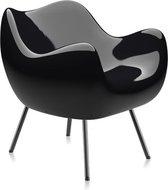 Design Fauteuil / Stoel RM58 CLASSIC - Zwart