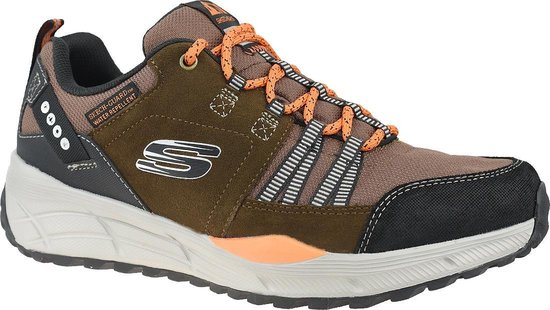 Skechers Equalizer 4.0 Trx Heren Sneakers - Brown/Black - Maat 40