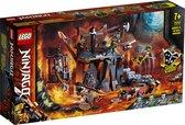 LEGO NINJAGO Reis naar de Kerkers van Skull - 71717