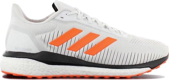 adidas Solar Drive 19 M Boost - Heren Hardloopschoenen Running Schoenen  Sportschoenen Wit EF0785 - Maat EU 44 UK 9.5