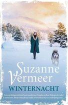 Boek cover Winternacht van Suzanne Vermeer (Paperback)