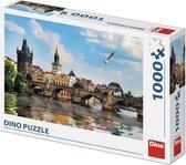 Dino Puzzel Charles Bridge (Karelsbrug) 1000 stukjes