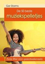 De Panta Rhei mini spelenboekenreeks  -   De 50 beste muziekspelletjes
