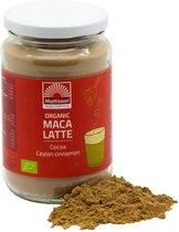 Mattisson Maca latte cocoa cinnamon