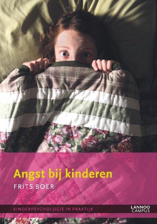 Angst bij kinderen - Frits Boer |