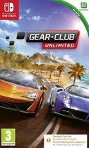 Gear.Club Unlimited (Code in a Box) - Nintendo Switch