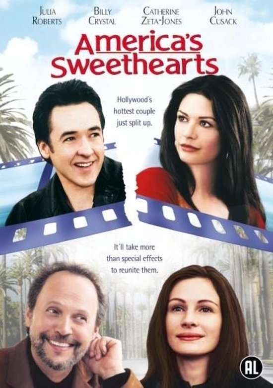 Cover van de film 'America's Sweethearts'