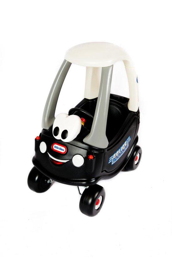 Little Tikes Cozy Coupe Politie Auto Loopauto