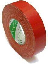 Markeringstape Rood 38mm x 50m rood   -  Schoon te verwijderen   -  Nichiban