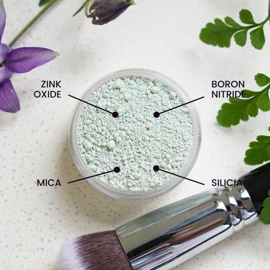 Creative Cosmetics   Groene Minerale Concealer 6 gram   Vegan & Dierproefvrije Make-up
