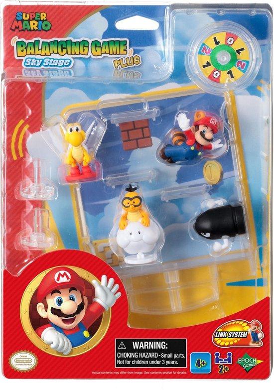 Afbeelding van het spel Super Mario Balancing Game Sky stage - balansspel - EPOCH