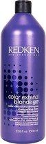 Redken Color Extend Blondage Color Depositing Shampoo - 1000 ml