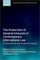 Omslag The Protection of General Interests in Contemporary International Law
