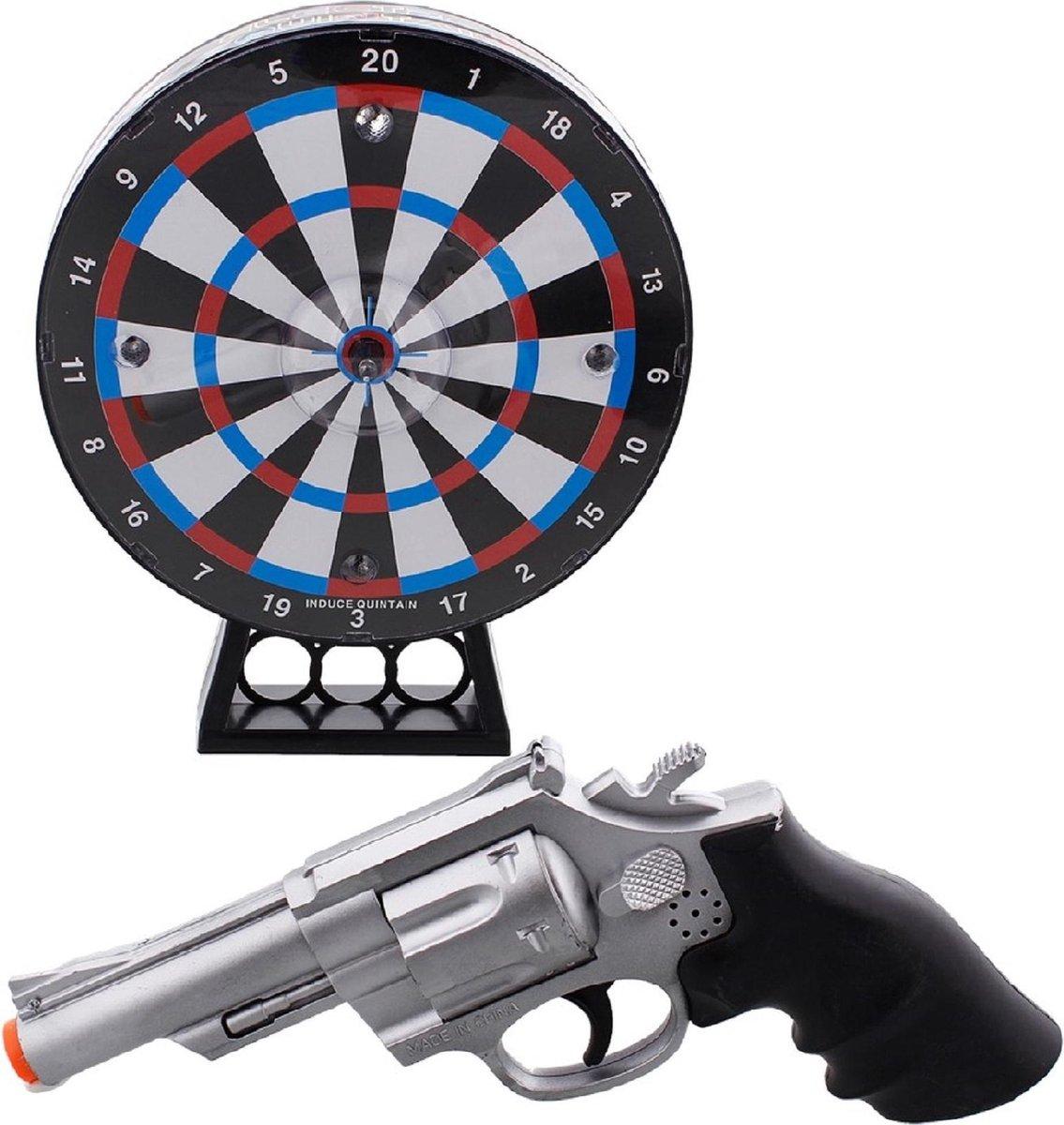 laser dartbord - dartbord - dartbord zonder dartpijlen - dartpijlen - dartmat