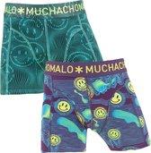 Muchachomalo jongens 2P acid house multi