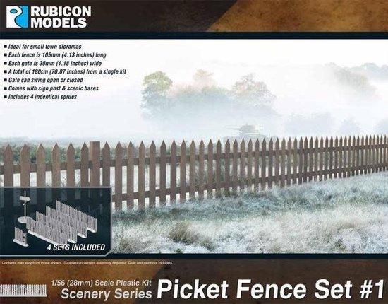 Afbeelding van het spel Picket Fence Set