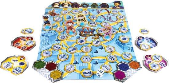 Thumbnail van een extra afbeelding van het spel Spin Master Games - PAW Patrol De Film - Avonturenstad-bordspel