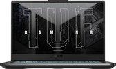 """ASUS TUF Gaming F17 FX706HEB-HX114T Notebook 43,9 cm (17.3"""") Full HD Intel® 11de generatie Core™ i7 16 GB DDR4-SDRAM 512 GB SSD NVIDIA GeForce RTX 3050 Ti Wi-Fi 6 (802.11ax) Windows 10 Home Zwart"""