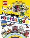 Geweldige voertuigen: Met vier gratis LEGO voertuigen