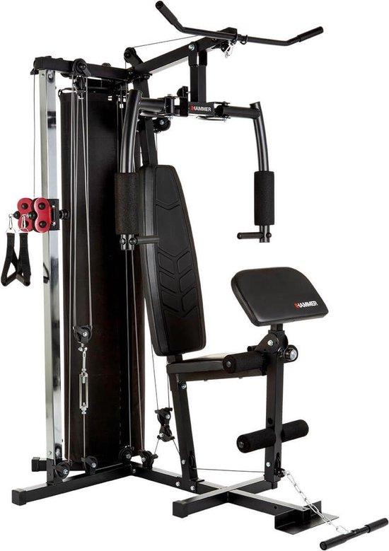 Hammer Fitness Ferrum TX2 Homegym met pulley