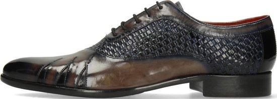 Melvin & Hamilton Heren Oxford schoenen Toni 44