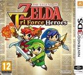 The Legend of Zelda: Triforce Heroes - 2DS + 3DS