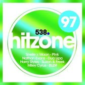 CD cover van 538 Hitzone 97 van Hitzone